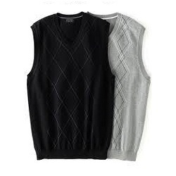 Hooded And Round Neck Half Sleeves And Sleeveless Mens Half Sweater