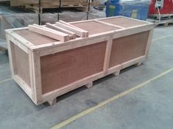 Export Quality Wooden Packing Box