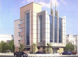 Commercial Complex Architectural Designing Service