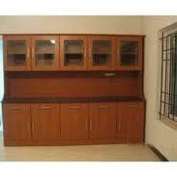 Wall Cabinets And Crockery Units - Shree Enterprises, Pune | ID ...