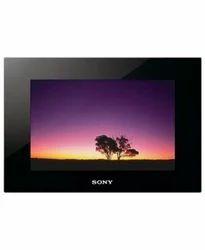 Sony Digital Photo Frame DPF-VR100/B Sight and Sound