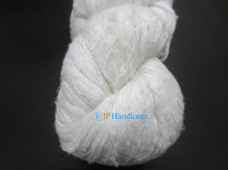 Throwster Silk Yarn Blenached