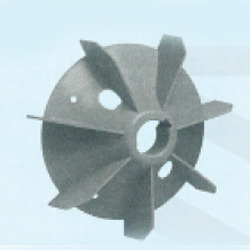 Plastic Fan Suitable For Siemens/Bharat Bijlee 90 Frame Size