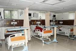 Department of Critical Care - (Intensive Cardiac Care Unit)