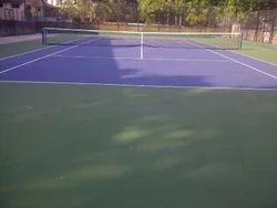Tennis Sports Flooring