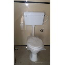 Office Toilet Cabin