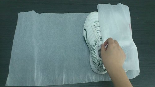 Plain Shoe Wrapping Paper at Rs 140 /kilogram(s ...