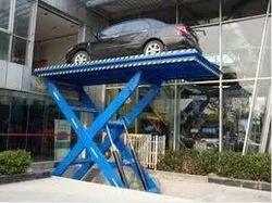 Hydraulic Car Lift, हाइड्रोलिक कार लिफ्ट at Rs