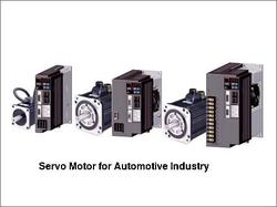 Servo Motor for Automotive Industry