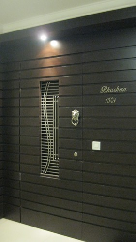 Wooden Safety Door View Specifications Details Of