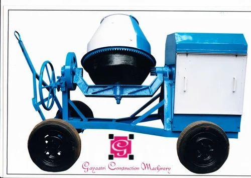 Concrete Mixer Machines - Reversible Mixer Machine (RM 800