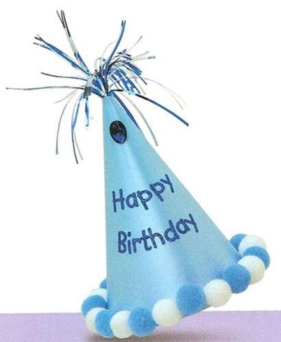 Happy Birthday Caps At Rs 30piece Decorative Items Laxmi