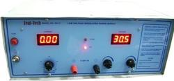 Low Voltage Regulated Power Supply