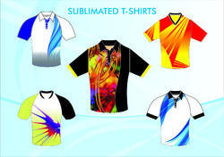 Sublimated T Shirts With New Designs