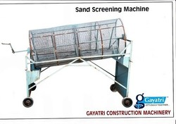 Sand Screening