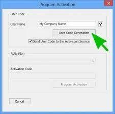 Internet Activation Service