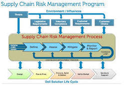 Supply chain and risk management