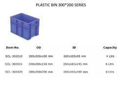 Plastic Bin 300 200 Series