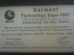 Garment Technology Expo 2007 International