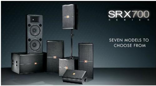 Jbl Sr And Srx Series Speakers Elite Functions