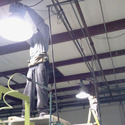 Industrial Lighting Service
