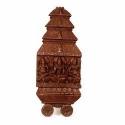 Wooden Gopuram Panel