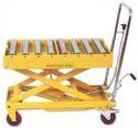 Roller Platform Die Loader