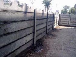Concrete Godown Wall