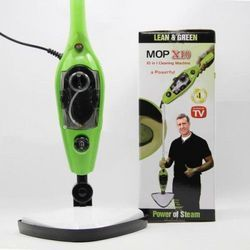 H2O X10 10-In-1 Steam Cleaner Mop