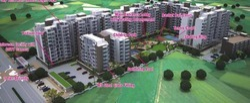 3 BHK Apartment Construction