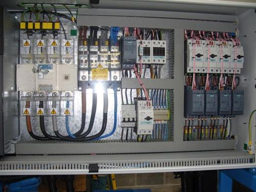 control panel wiring services control panel wiring services in rh indiamart com control panel wiring color standards control panel wiring diagram