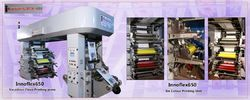 Flexography Woven Sack 6 Colour Printing Machine
