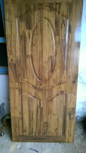 CP Teak Doors Polished