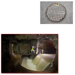 Manhole Covers for Sewer