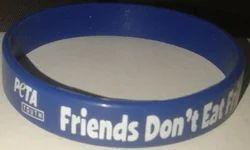Friendship Silicon Wristband