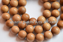 Wood Craft Sandalwood Rosary Beads