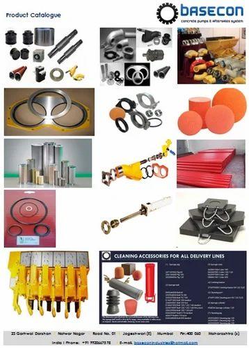 Concrete Pump Spare Parts - Putzmeister / Schwing/ Sany/ Cif