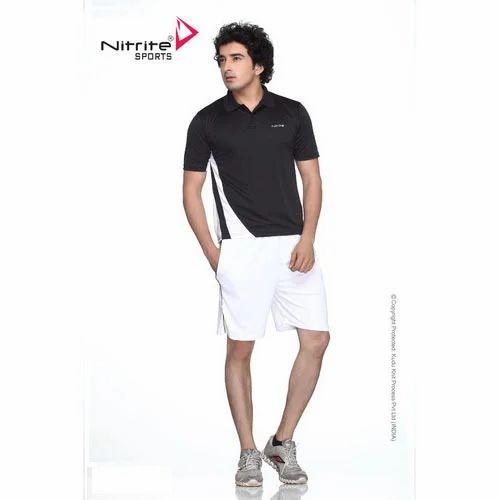 73360c194df0 Men s Summer Sportswear - Men s High Performance Sports Polo T-Shirt ...