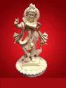 Shriji Silver Ivory Statue, Packaging Type: White Corrugated Box