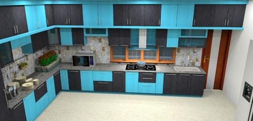 Kitchen Interior Designing Services in Jeppu Mangalore Ansar