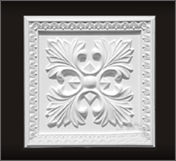 Square Panel Construction Material