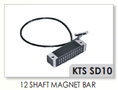 Staubli Dobby 12 Shaft Magnet Bar