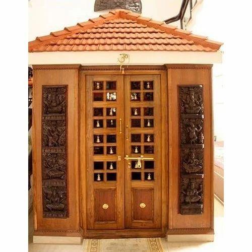 Pooja door view specifications details of pooja room doors by pooja door altavistaventures Gallery