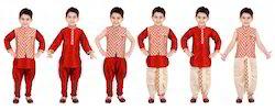 Kids dhoti designs