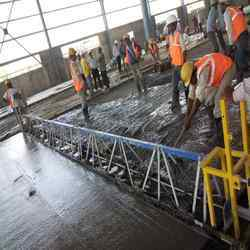 Vacuum Dewatered Flooring In India