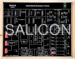 QAM-DQAM Modulation Trainer