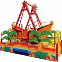 Pirate Ship Amusement Ride
