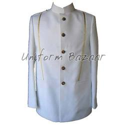 White Suits for Men U-3 Driver Uniform