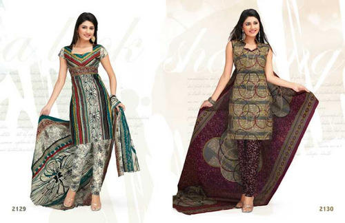 1f099431b3 Ladies Cotton Dress Material, Cotton Dress - Utsav Lifestyle, Jetpur ...