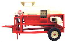 RJK-Paddy cum Multicrop Power Thresher